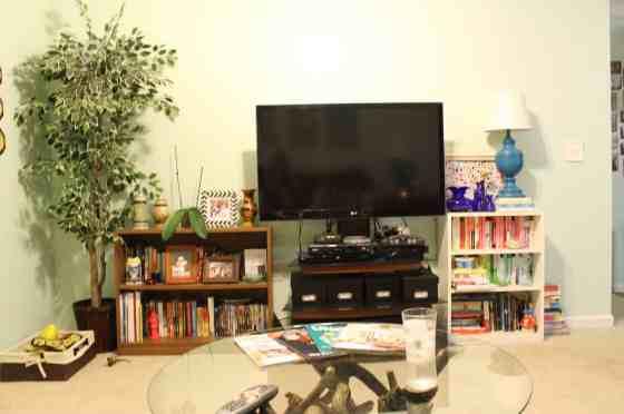 Living Room Progress - Charleston Crafted