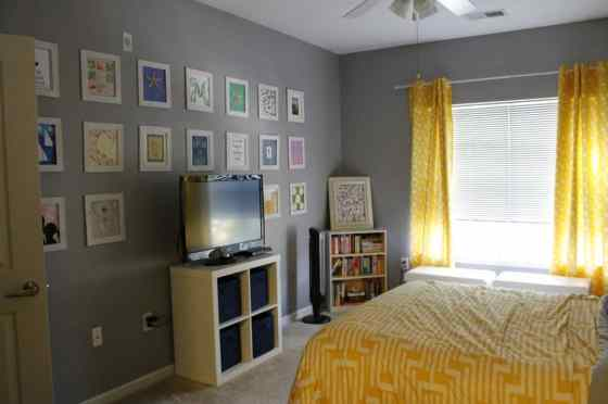 Master Bedroom 1 year later - Charleston Crafted