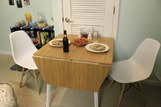 DIY Eames Knock off Chair Fail
