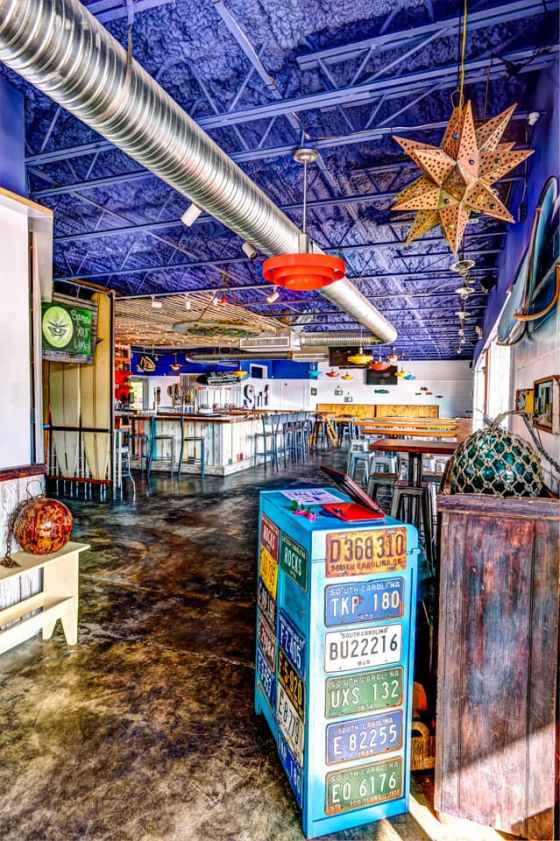 Mex One Coastal Cantina - Charleston Crafted
