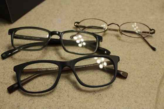 Warby Parker Men's Glasses - Charleston Crafted