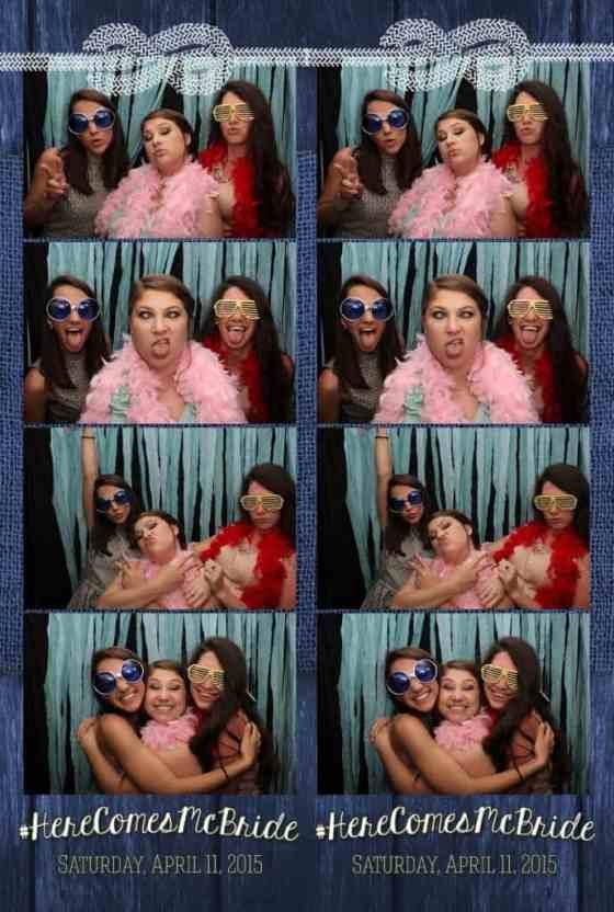 #HereComesMcBride - Photobooth - Charleston Crafted