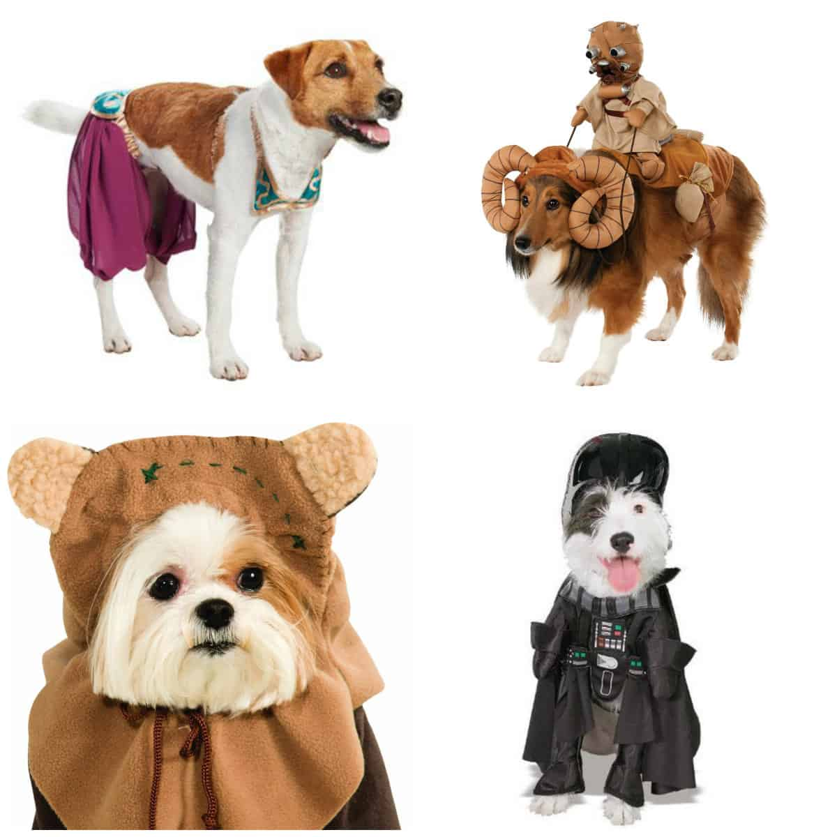 star wars star wars pet costumes