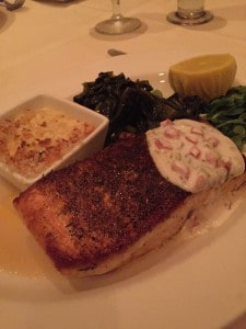 Restaurant Review: Halls Chophouse - Charleston Crafted