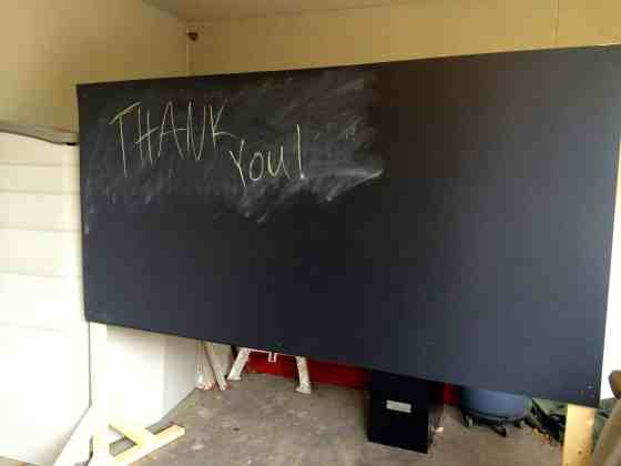 How to Make a DIY Chalkboard - Charleston Crafted