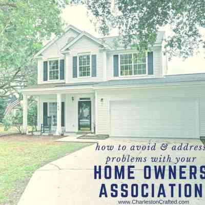 How to Avoid & Address Problems with your Home Owners Association