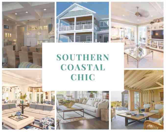 Southern Coastal Chic - Charleston Crafted