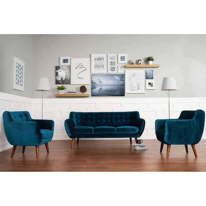 Costco Living Room Chairs: Gorgeous Living Room Furniture That You Wouldn't Believe