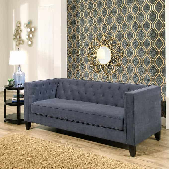 Albany Sofa   Gorgeous Living Room Furniture That You Wouldnu0027t Believe Came  From COSTCO