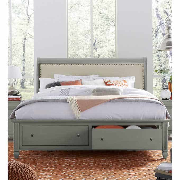 The Carlisle Bed   Gorgeous Living Room Furniture That You Wouldnu0027t Believe  Came From