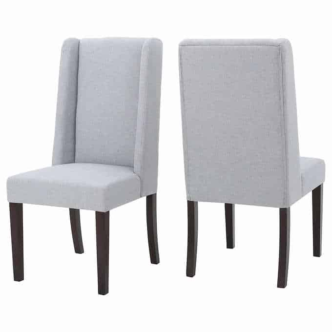 granada dining chair - Gorgeous Dining Room Furniture that you wouldn't believe came from COSTCO! via charleston crafted