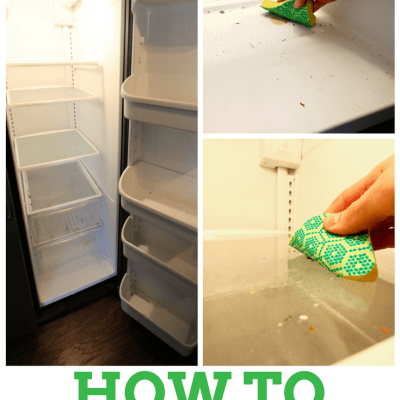 How to clean your fridge (in 5 easy steps)