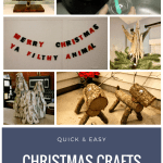 Quick DIY Christmas Crafts