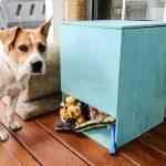 Diy Dog Toy Storage Bin Free Pdf Plans