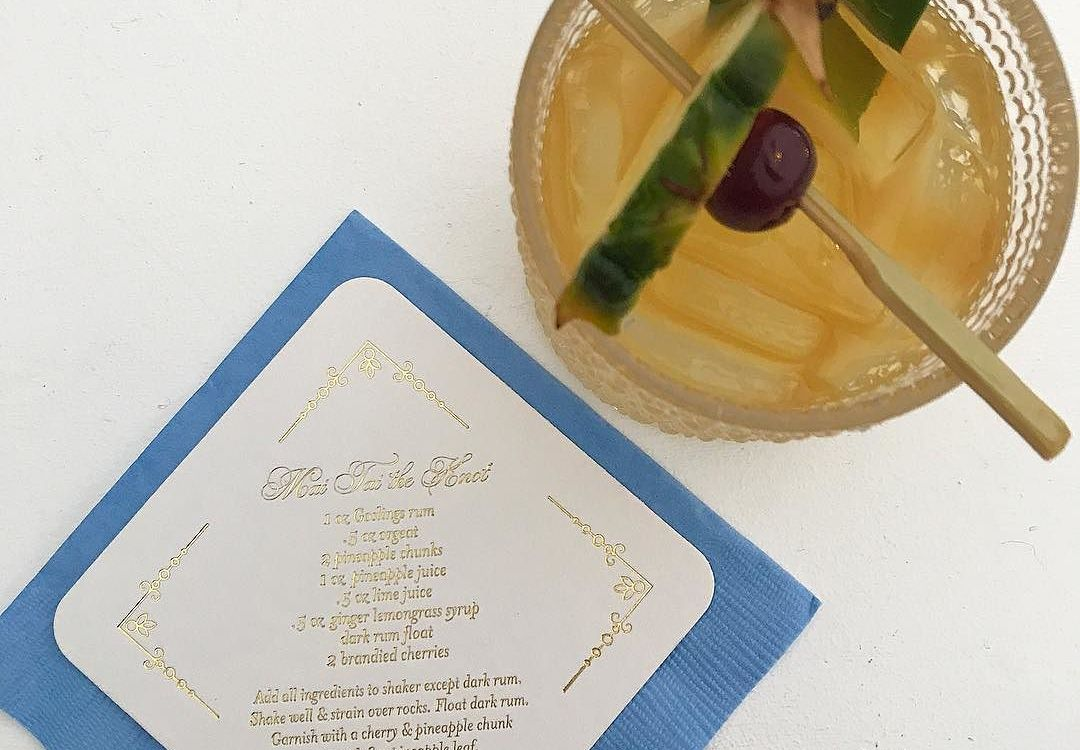 Cocktail Inspiration