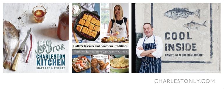 Charleston cookbooks