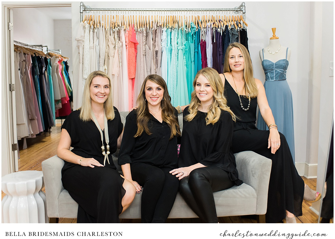 How to Have The Perfect Bridesmaid Shopping Experience - Explore ...