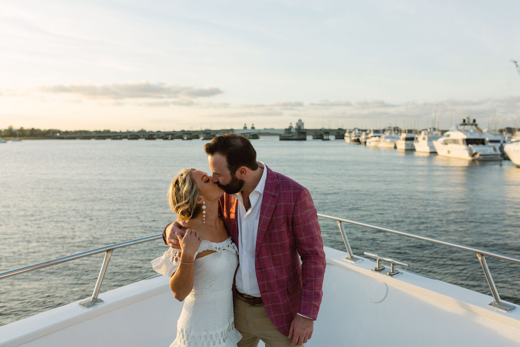 An Evening to Remember Aboard The Carolina Girl