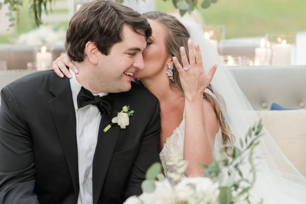 Victoria + Matt: A Southern Soiree by Engaging Events