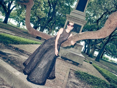 Bergdorf Goodman Meets Charleston
