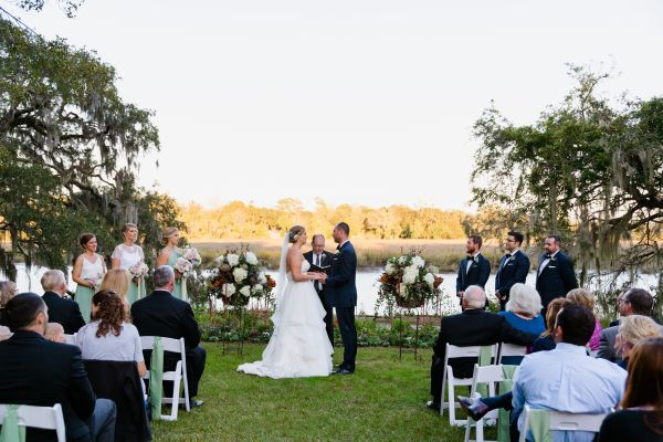Lauren + David at Magnolia Plantation & Gardens