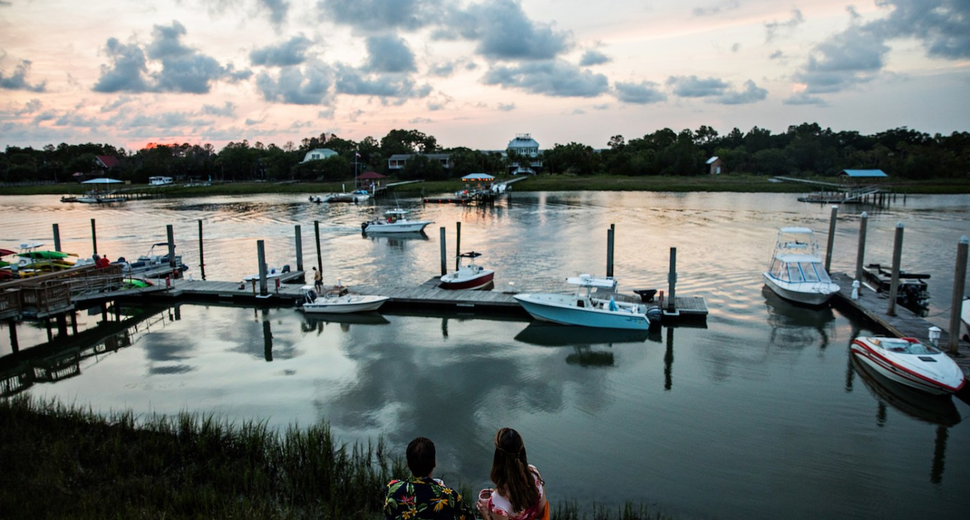 10 Restaurants With Amazing Sunset Views in Charleston