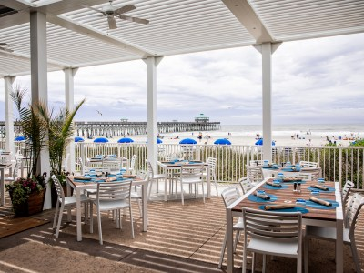 33 Outdoor Dining Spots in Charleston
