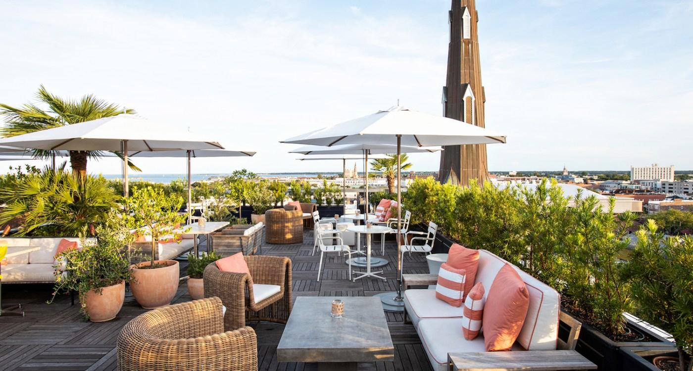 12 Best Rooftop Bars in Charleston