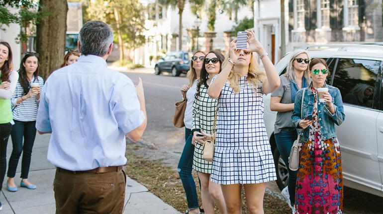 Blogger Fun in Charleston