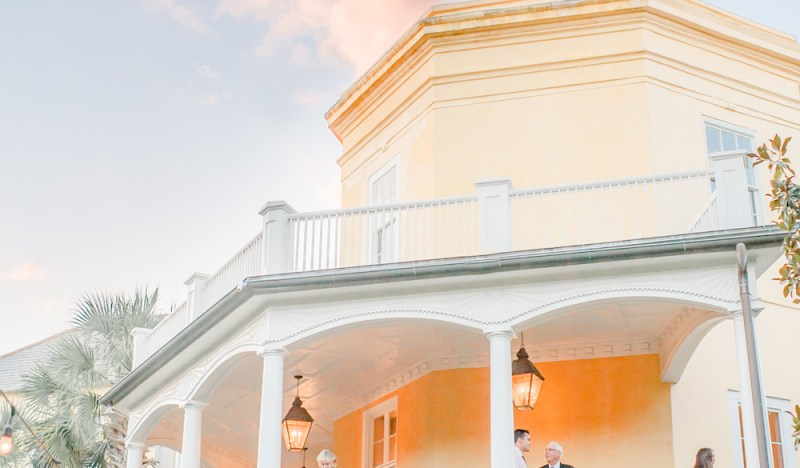 5 Historic Charleston Homes You Can Actually Get Married At