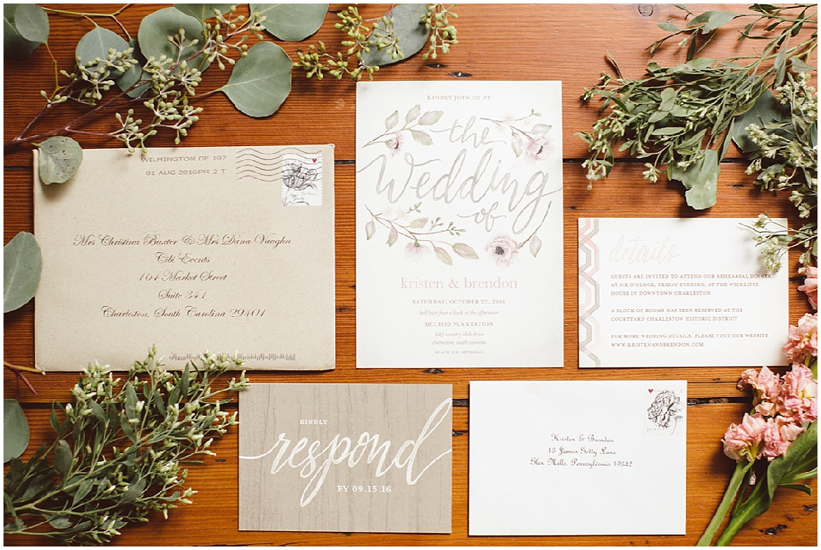 McLeod Planation Wedding