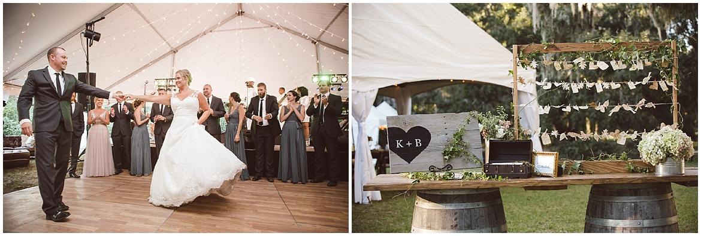 McLeod Planation Wedding