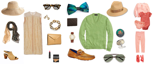Charlestonly Spring Style Guide: It is said Charleston is the last bastion of seersucker, a sartorial holdout where bon viveurs pair the puckered fabric with straw hats, foppish bowties, and white buckskin shoes. And while our tradition-steeped Southern finery may seem strange to outsiders, the simple fact is Charlestonians revel in self-expression. Kilts, tutus, and boat shoes all co-exists harmoniously—even at the same dinner party!