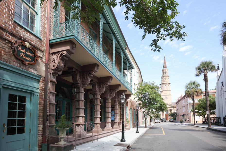 November Travel Guide to Charleston