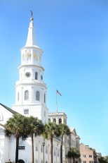 HOLY CITY: Completed in 1761, St. Michael's is the oldest church edifice in the city and one of the few churches in America to retain its original design. It was here that George Washington worshipped during his tour of the South in 1791.