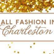 Fall Fashion in Charleston