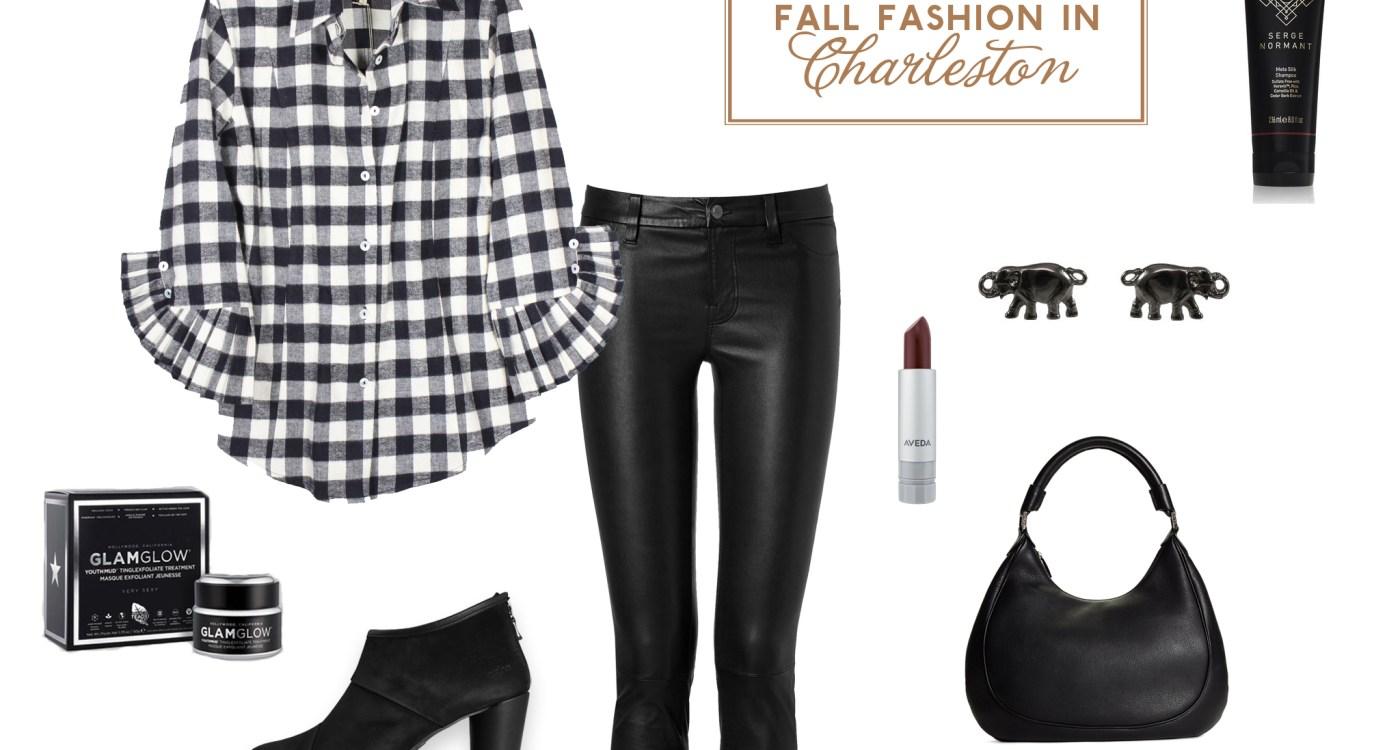 Charleston Fall Style