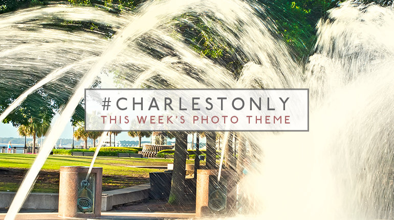 Charlestonly Fountain Theme