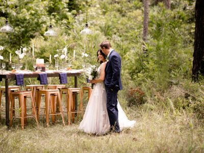 Enchanting Micro Wedding Inspiration at The Woodlands Nature Reserve