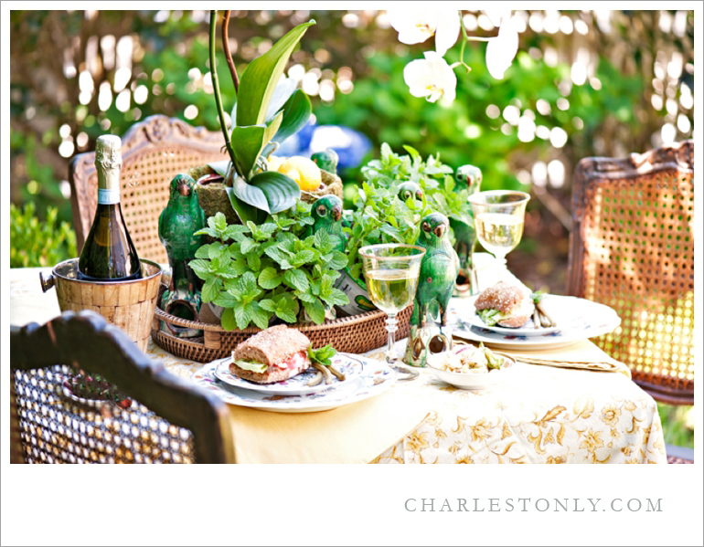 Garden Party Post