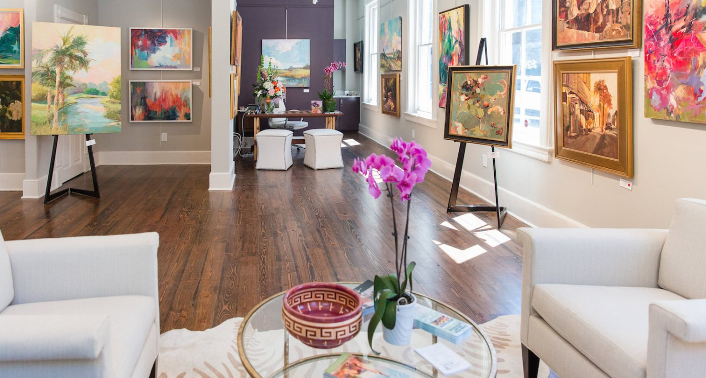 An Art Lover's Guide to Charleston