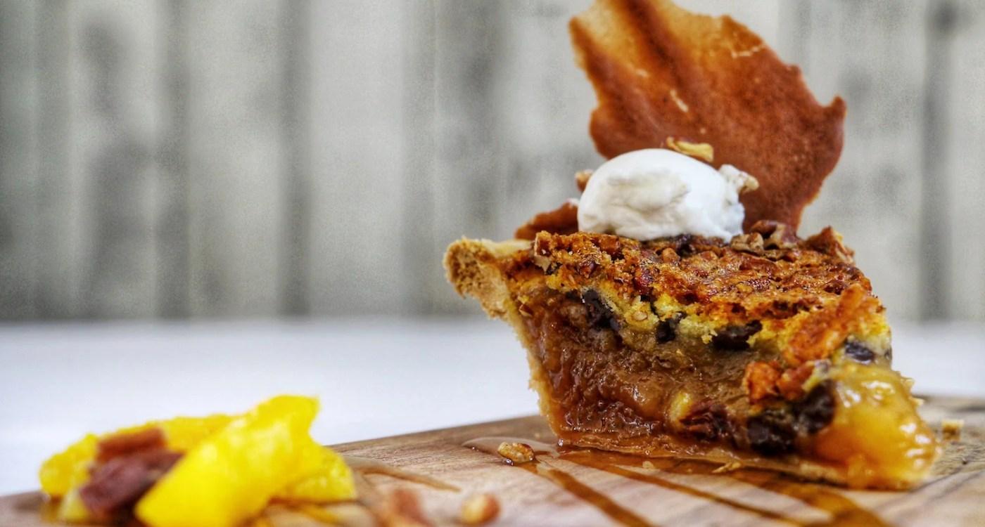 Middleton Place Restaurant_Chocolate Chip Pecan Pie_ExploreCharleston3
