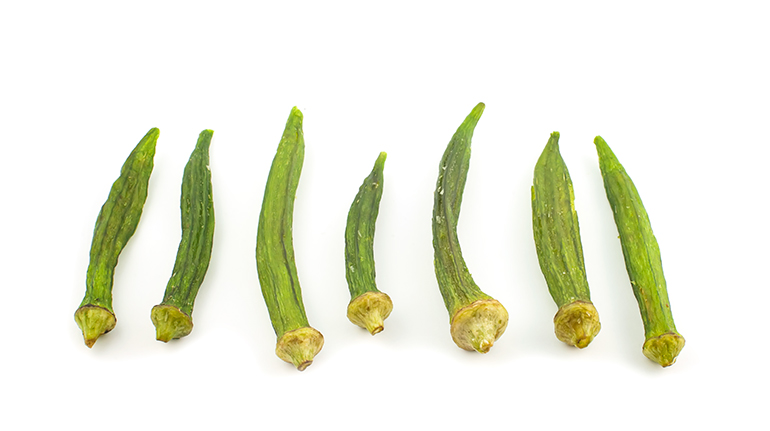 Charlestonly okra