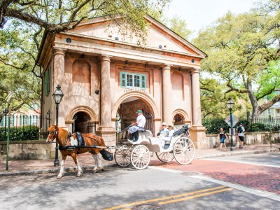 Charleston's Great Guided Tours