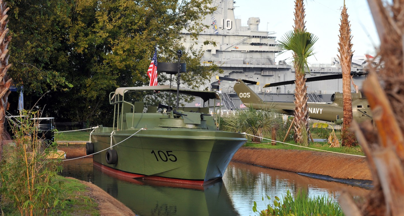 Opening day of the Vietnam Experience