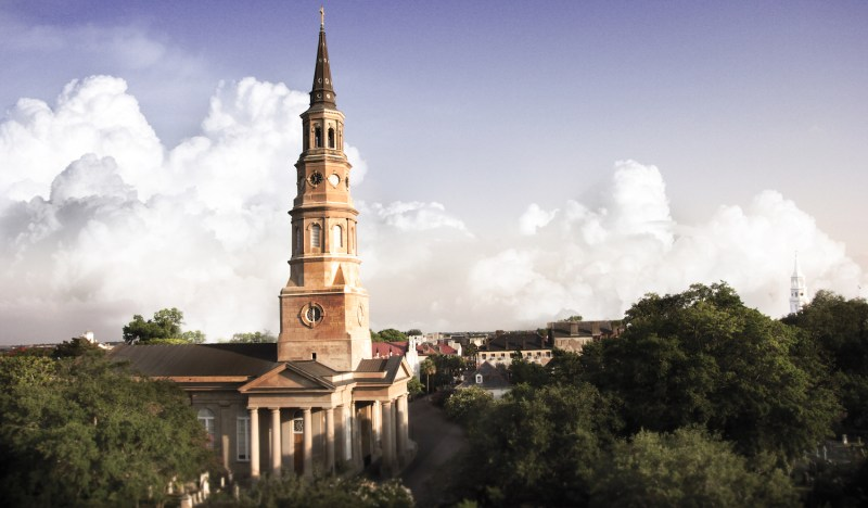 "9 Romantic Rooftop Venues to Say ""I Do"" in Charleston"