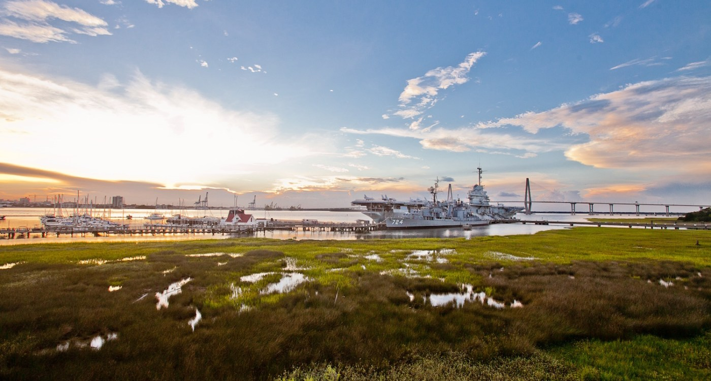 33 Ways to Wed On & By The Water in Charleston