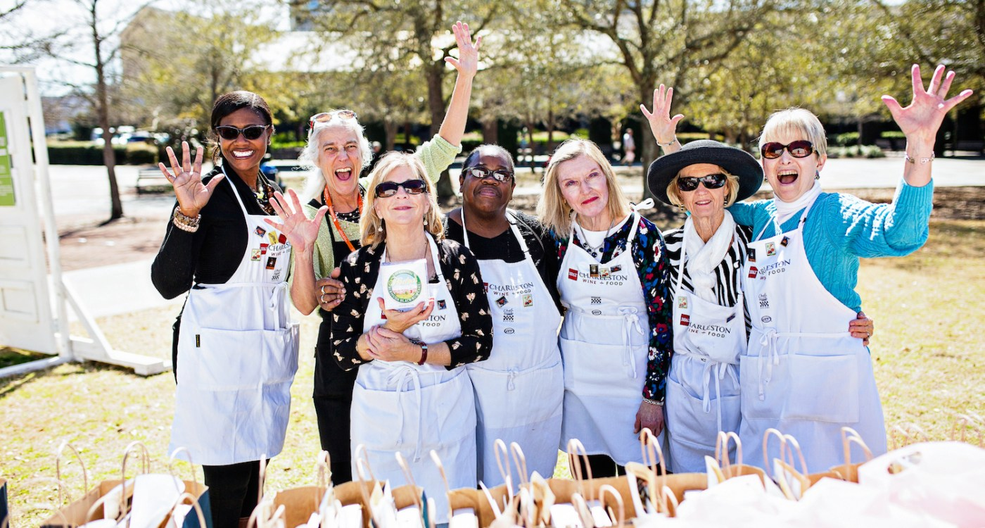 8 Charleston Wine + Food Festival Events Under $100