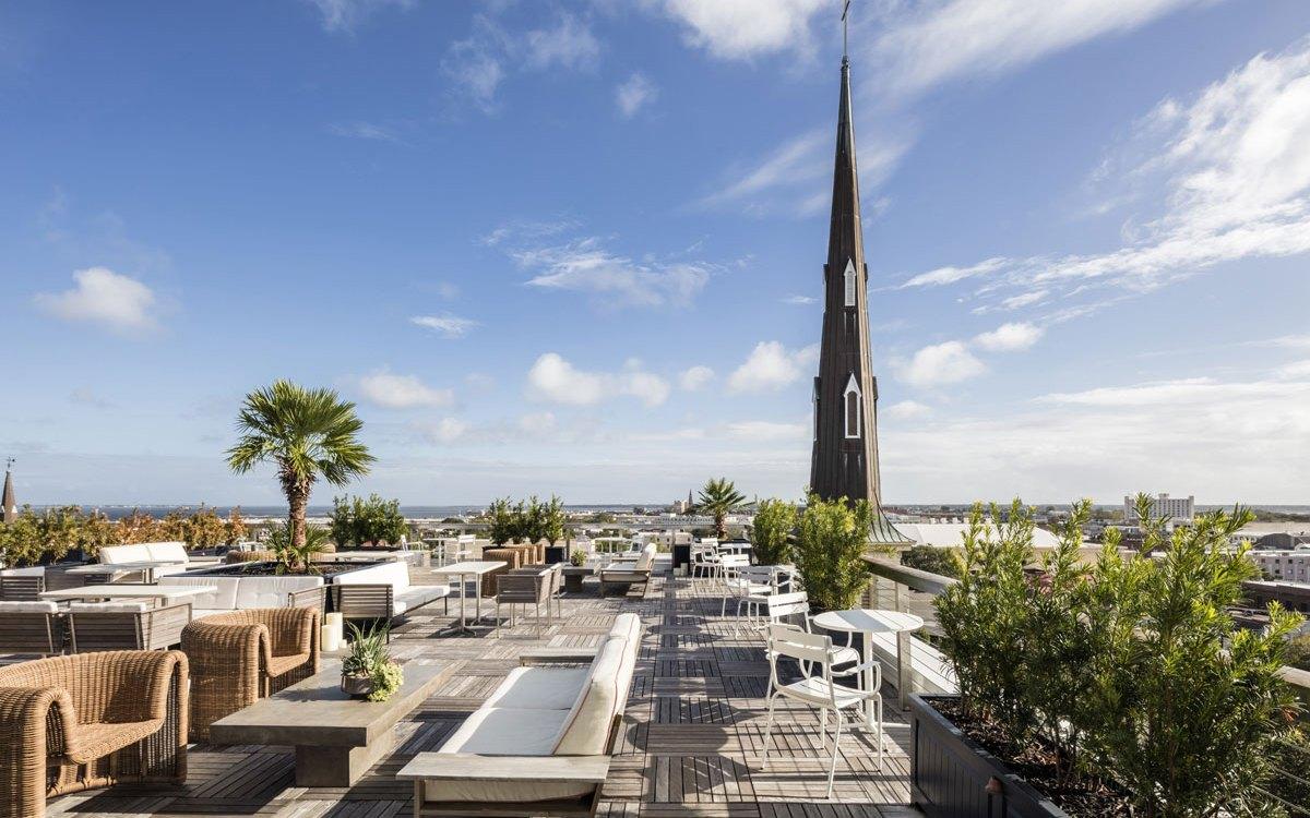 Dewberry Hotel Rooftop
