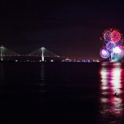Where to Watch Fireworks in Charleston
